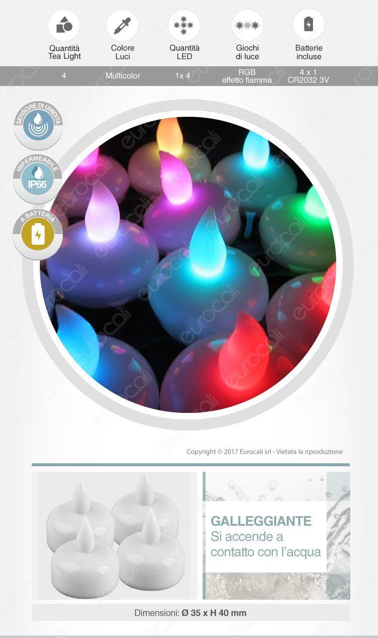 Tea Light LED