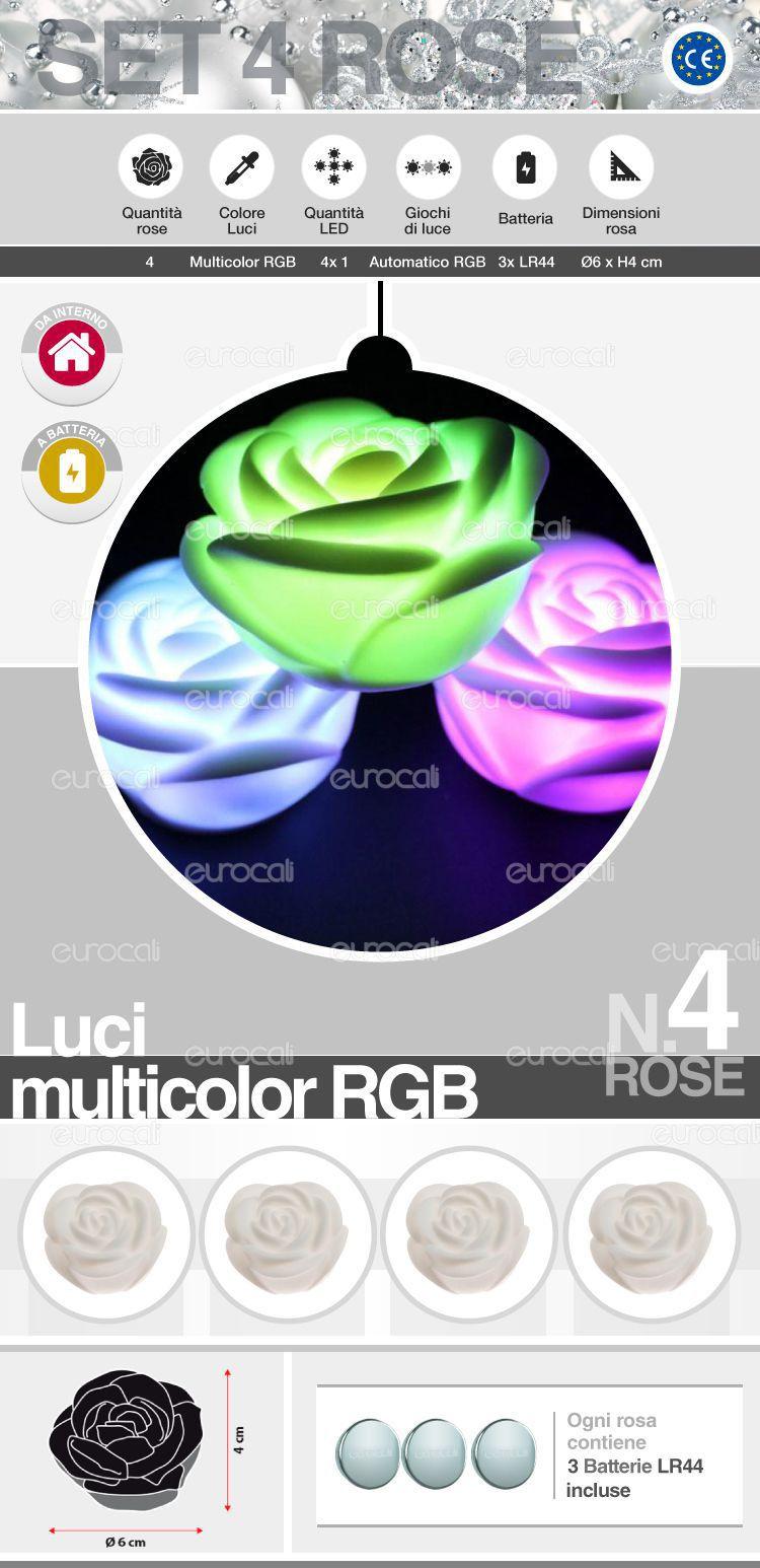 Roselline LED
