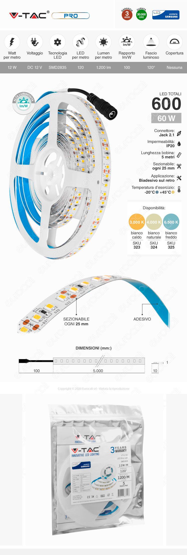 strscia LED v-tac