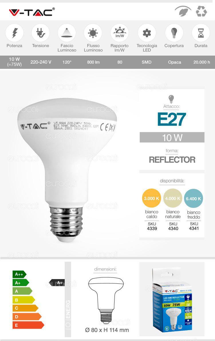 v-tac Lampadina LED