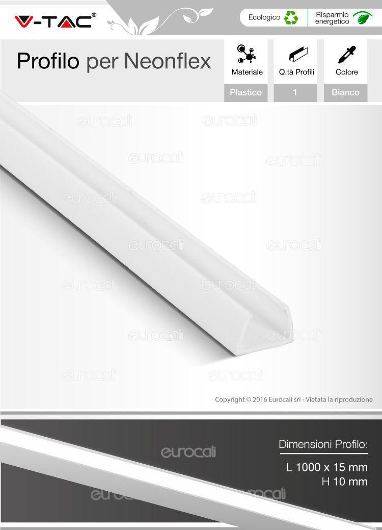 profili plastica neon flex