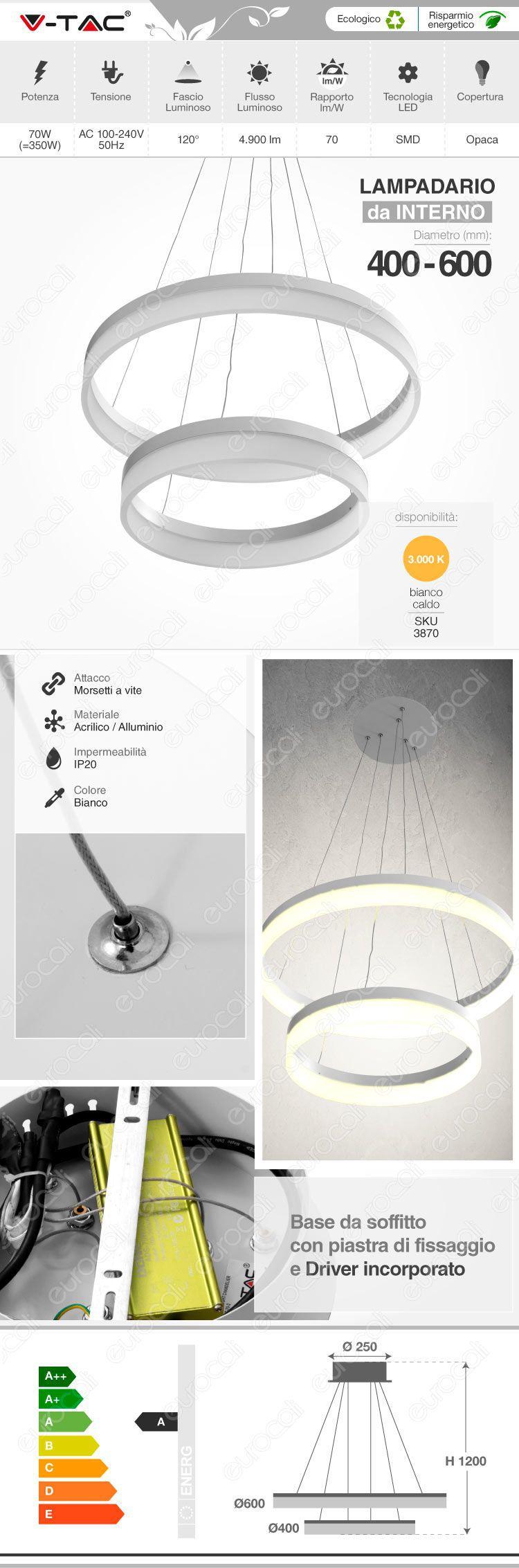 Lampadina LED Marino Cristal