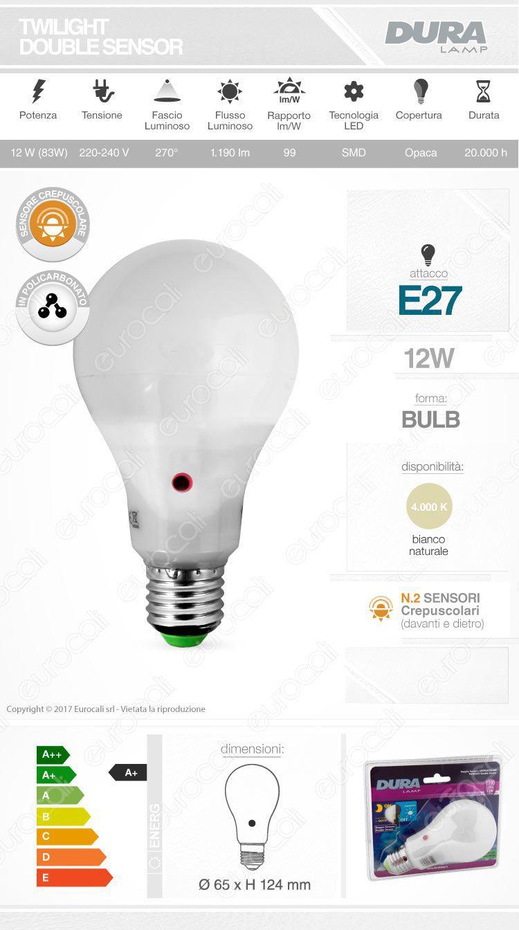 Lampadina LED Duralamp