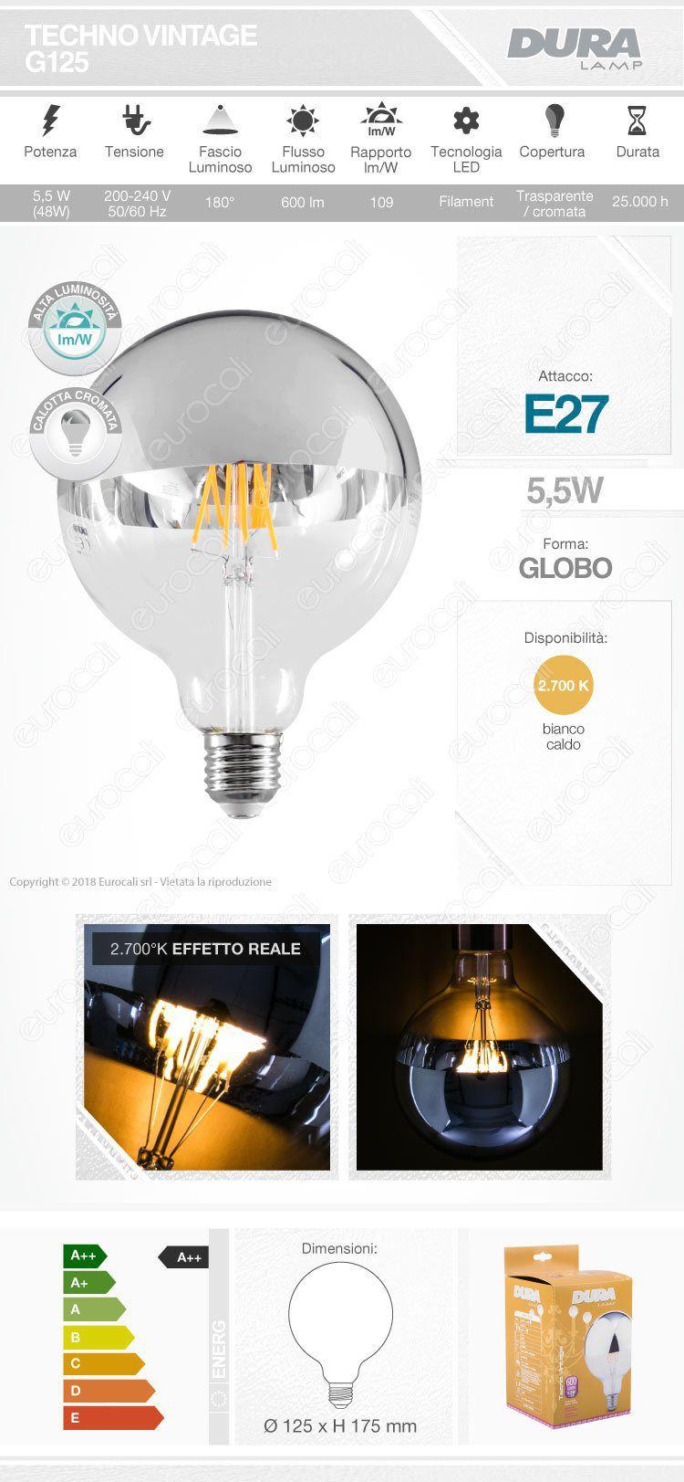 lampada led e27 duralamp