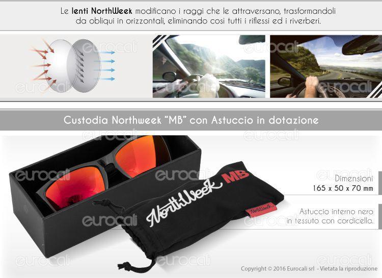 Northweek occhiali da sole sunglasses polarizzati