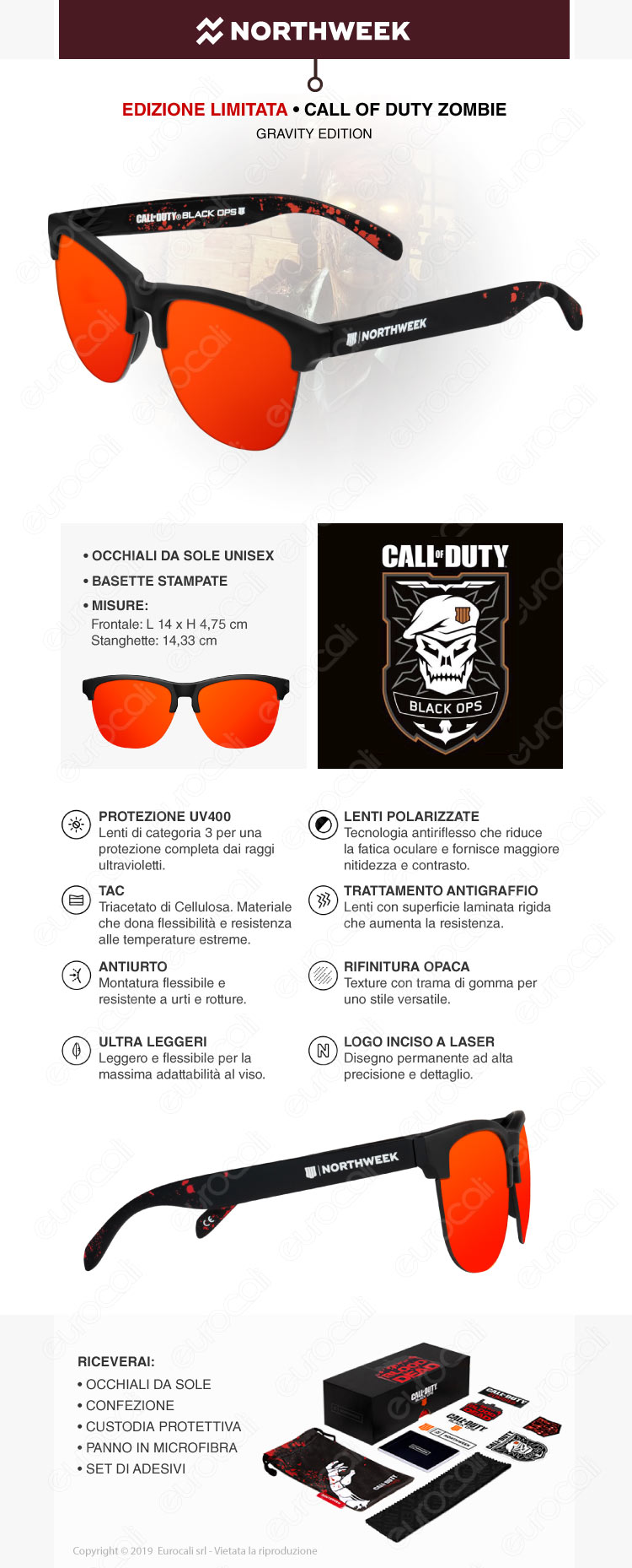 Northweek occhiali da sole