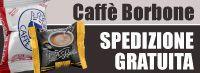 Spedizione gratuita Caffè Borbone