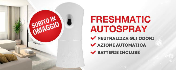 Air Wick Freshmatic Ricarica Spray Profumo di primavera