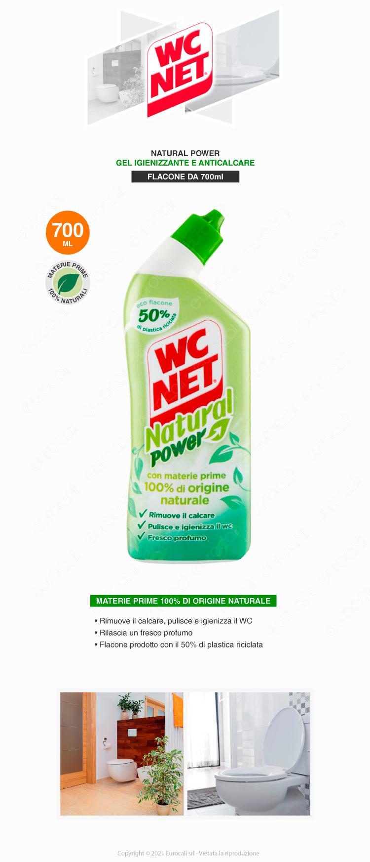 wc net natural power