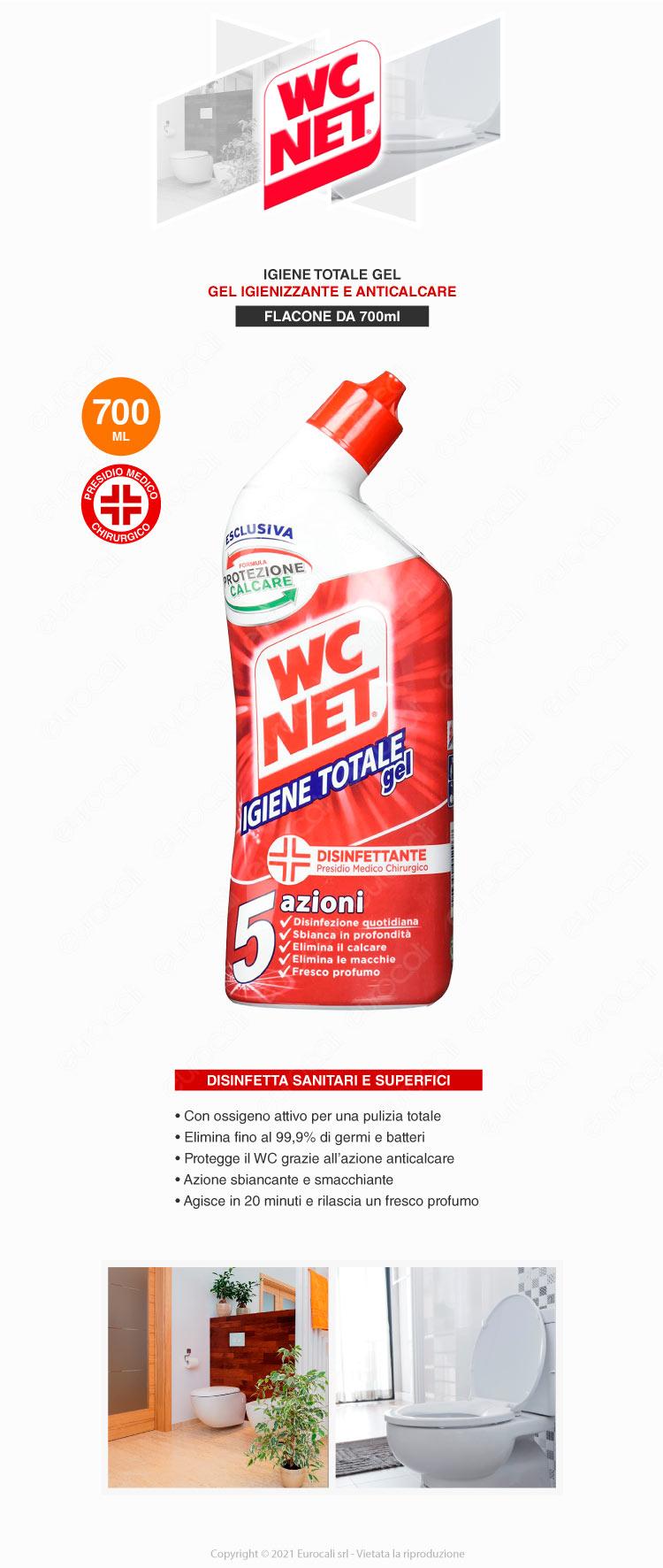 wc net igiene totale gel
