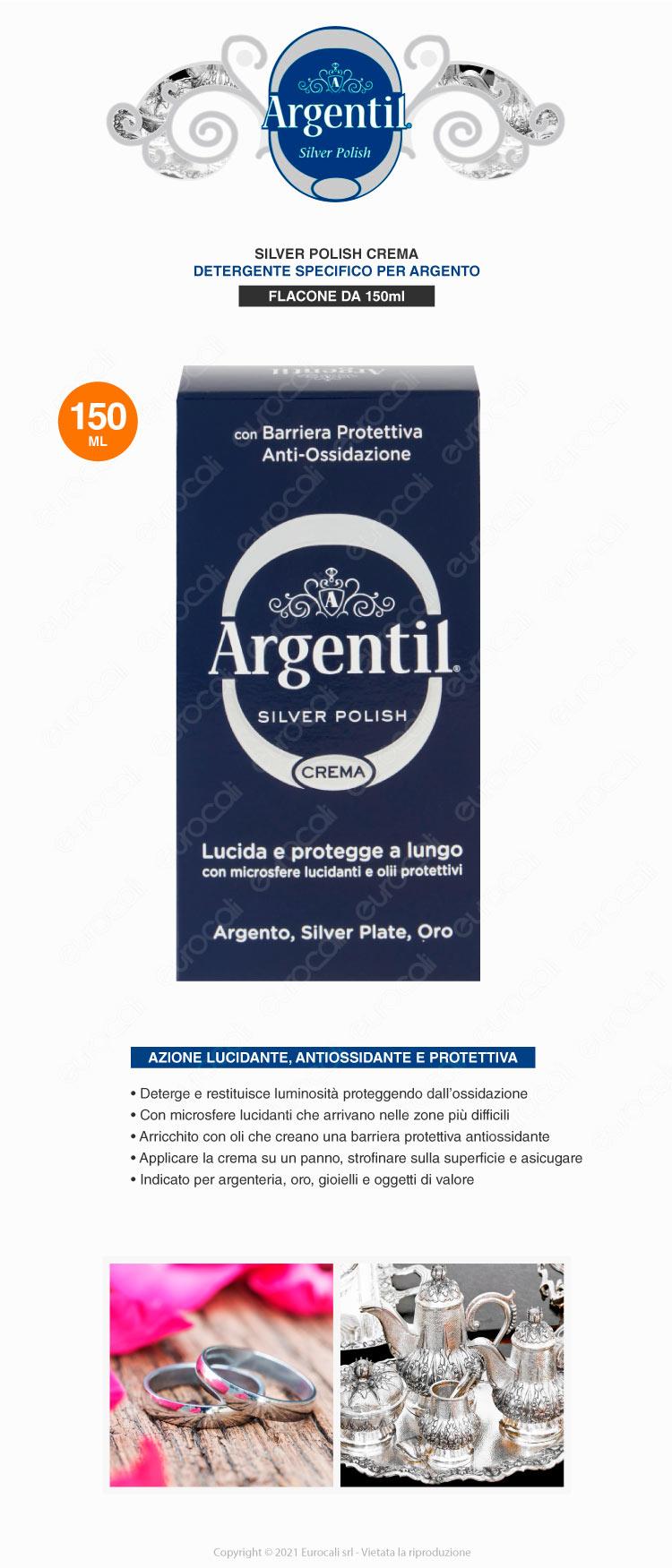 argentil crema