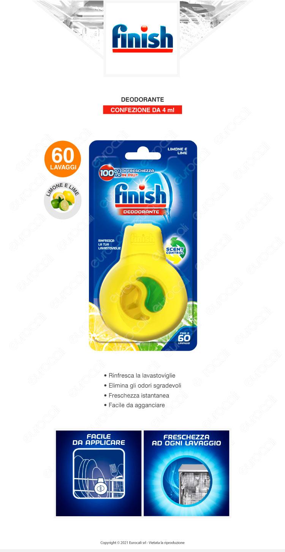 Finish Deo Lemon