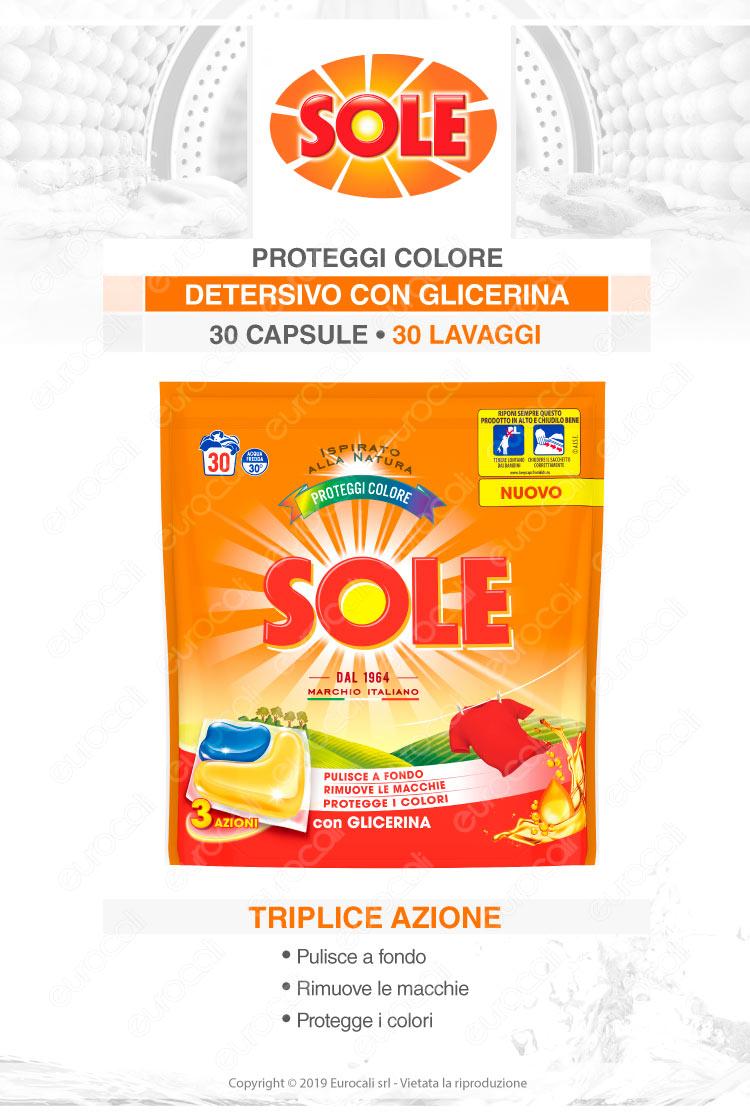 Sole Perle Proteggicolore 30