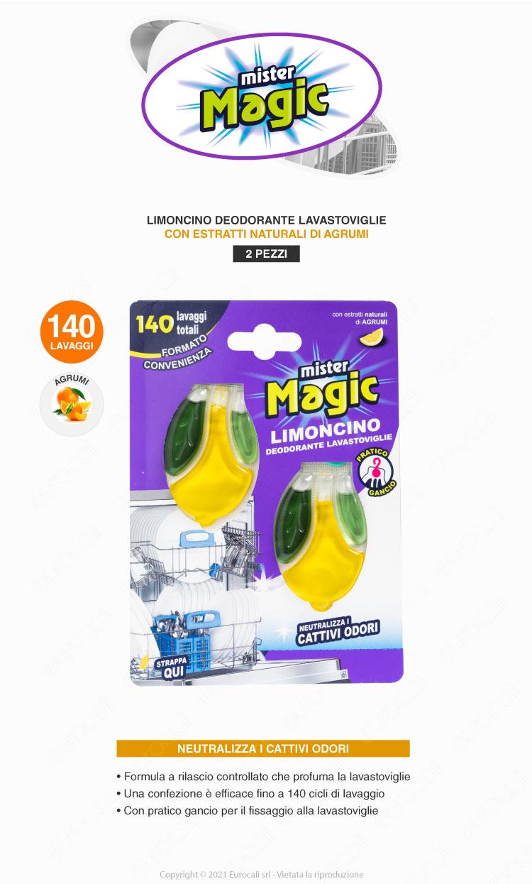 mister magic limoncino