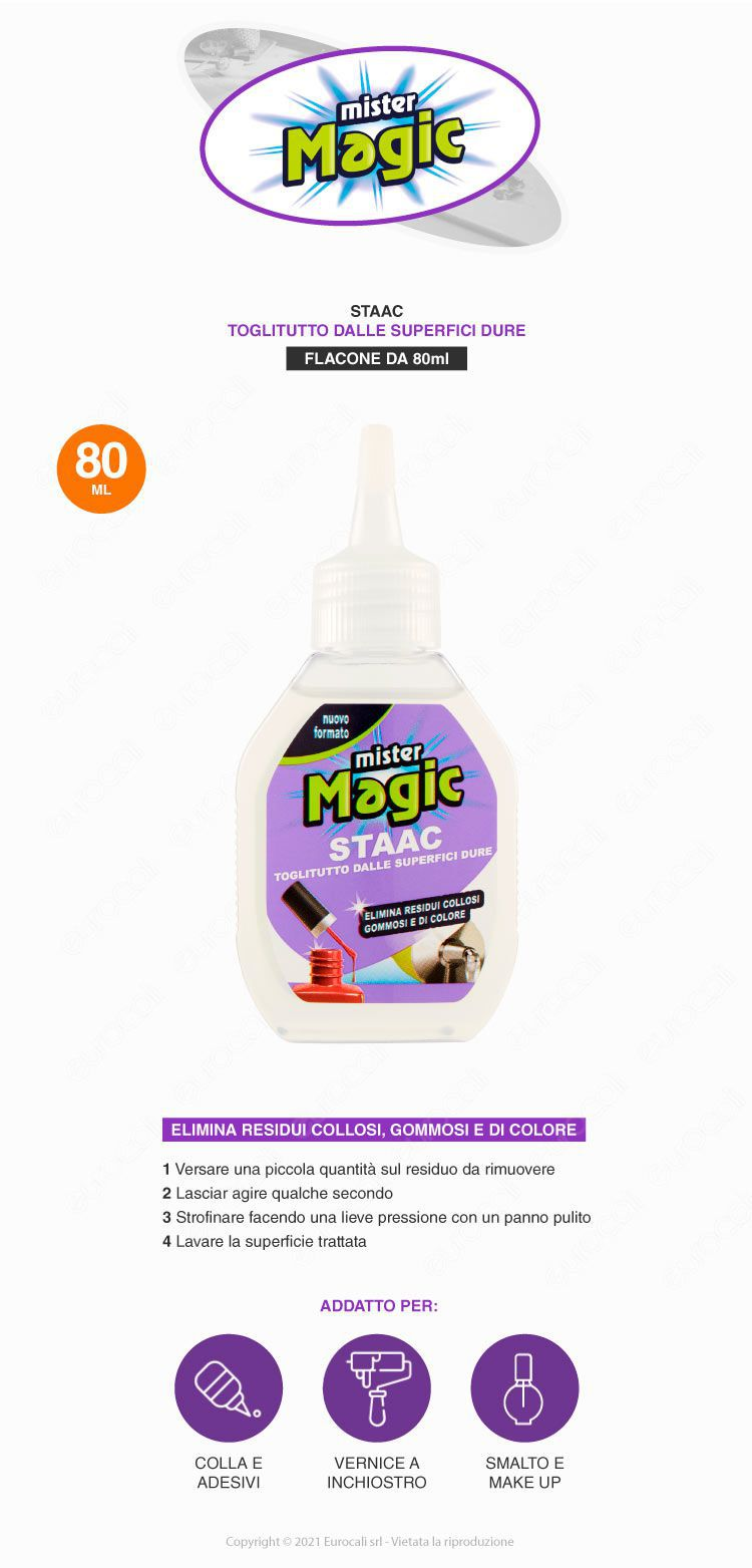 mister magic STAAC