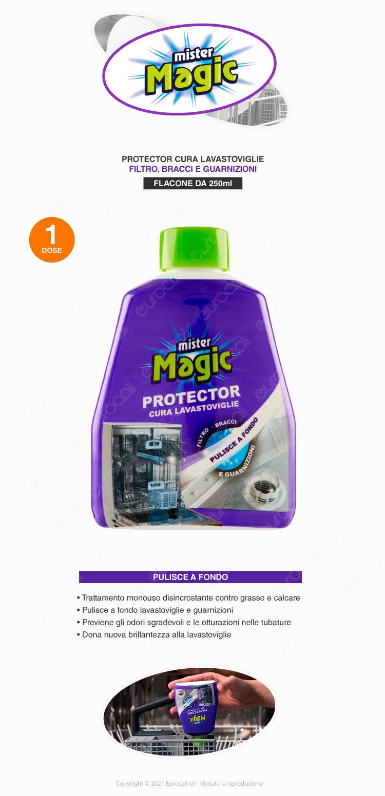 mister magic protector cura lavastoviglie