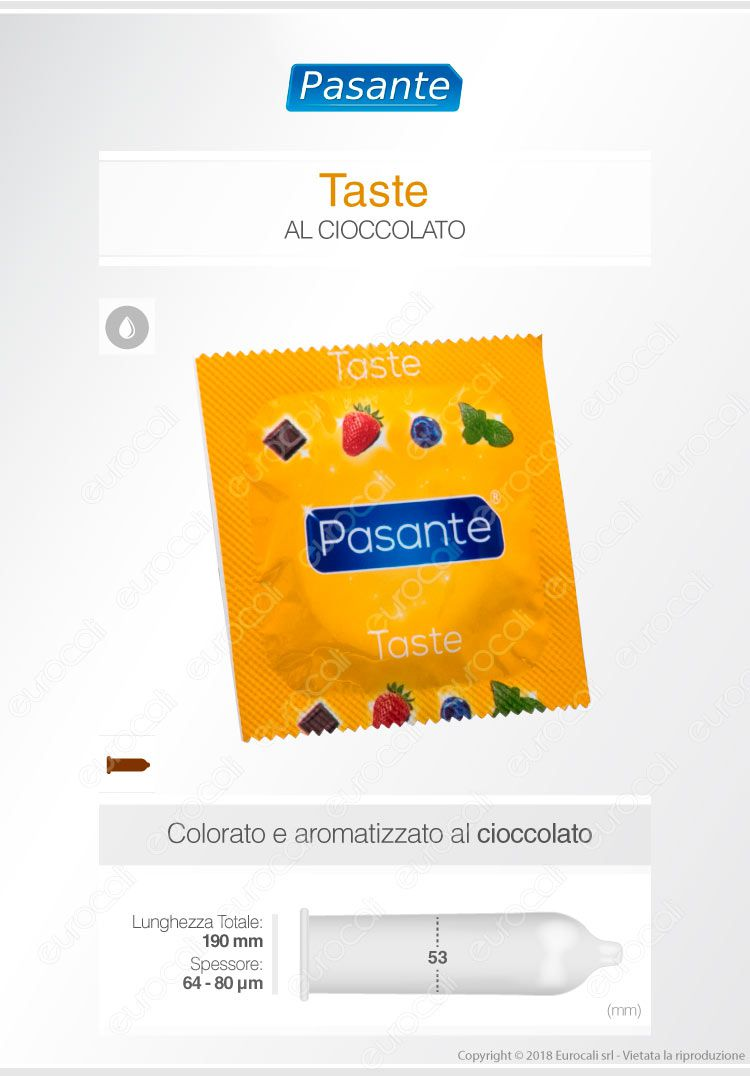 Pasante Chocolate Temptation