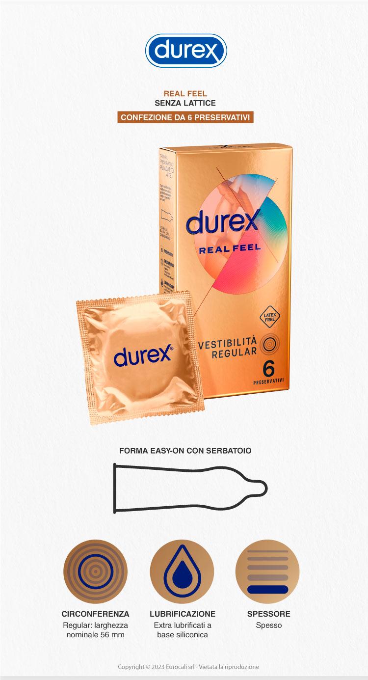 Durex Preservativi Anallergici