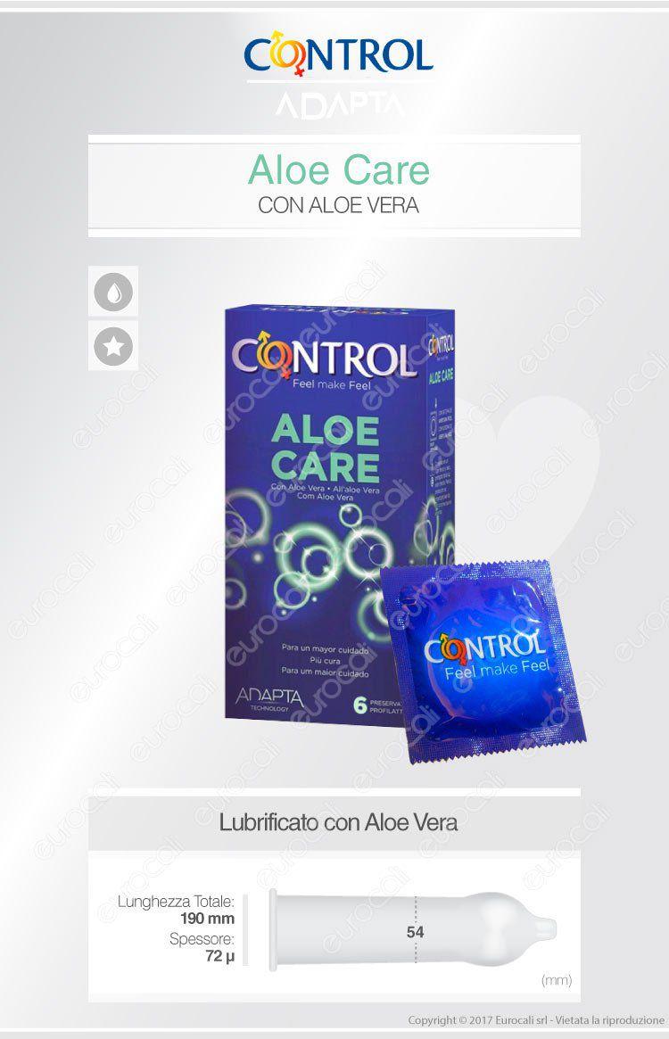 Control Aloe Care