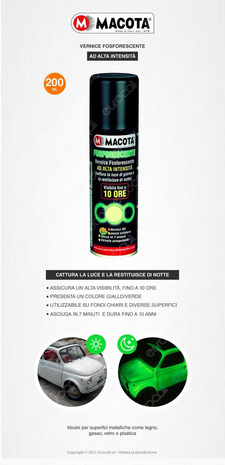 macota fosforescente