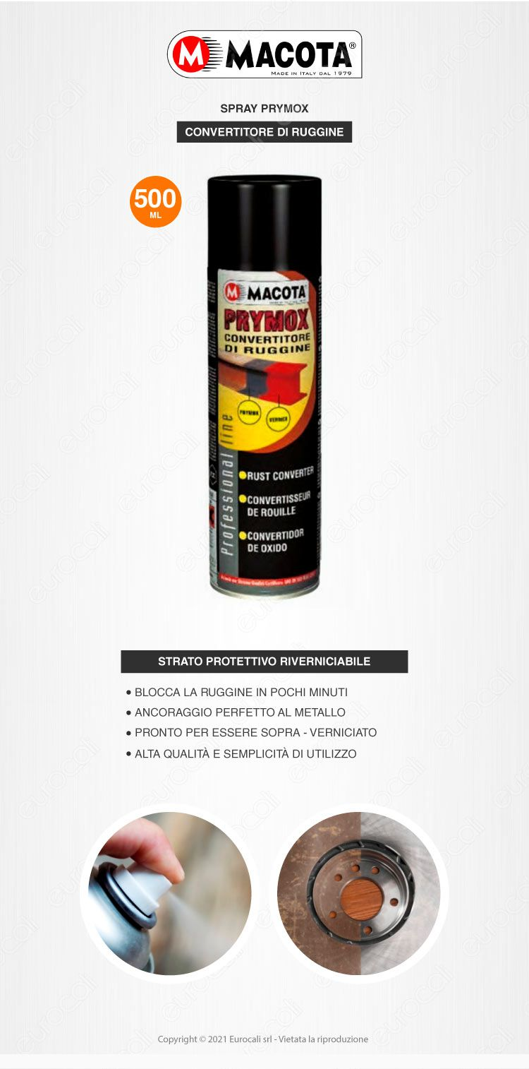 vernice bomboletta spray macota