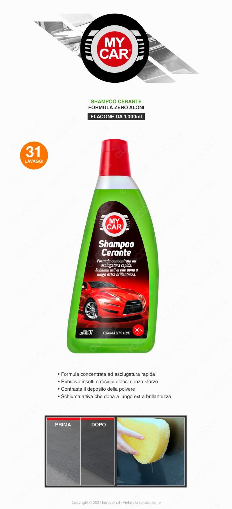 my car shampoo cerante