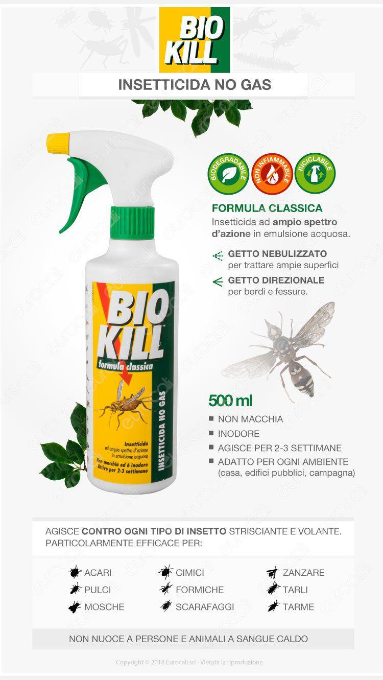Biokill spruzzatore 500ml