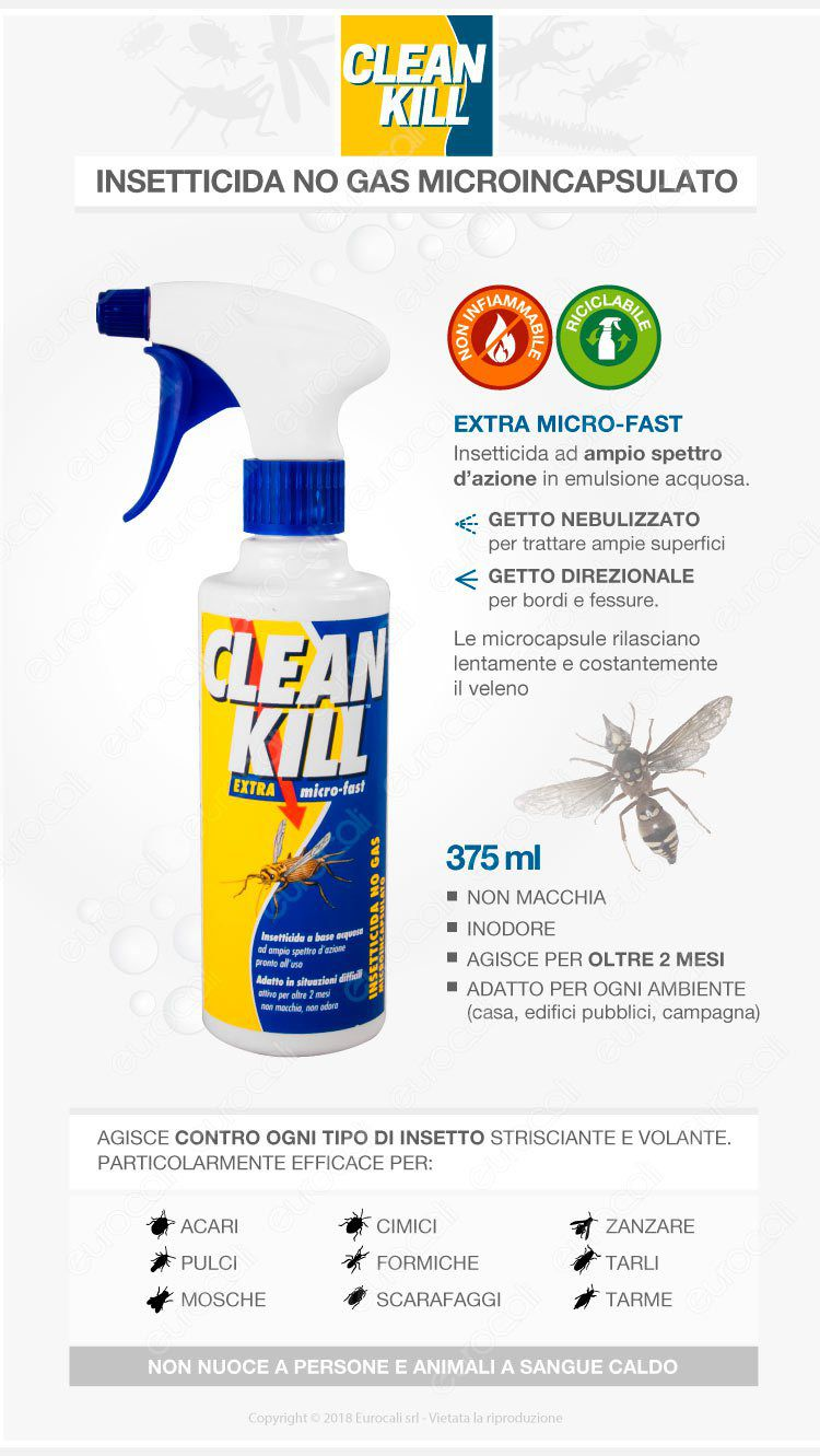 Clean Kill Extra 375 ml